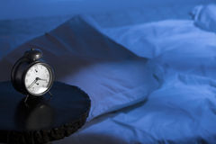 ingen sömn Arkivbild