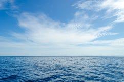Ingen Similan 5 en grupp av Similan öar i det Andaman havet Thailand Arkivbilder