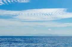 Ingen Similan 5 en grupp av Similan öar i det Andaman havet Thailand Royaltyfria Bilder