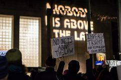 Nobody is Above the Law Impeachment Rally Dec. 17, 2019