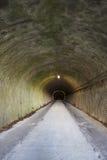 Ingen vehicular tunnel Arkivbilder