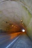 Ingen vehicular tunnel Royaltyfri Fotografi