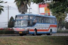 Ingen Vintour företagsbuss 155-10 Arkivbild