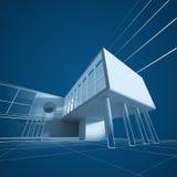 Ingeniería de arquitectura Fotos de archivo
