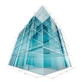 Ingeniería del edificio stock de ilustración