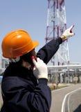 Ingeniero industrial foto de archivo