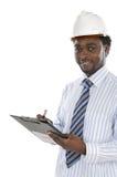 Ingeniero joven Imágenes de archivo libres de regalías