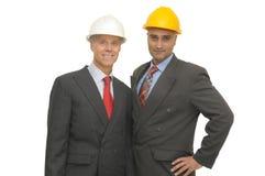 Ingenieros Imagen de archivo libre de regalías
