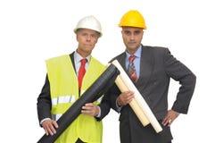 Ingenieros Foto de archivo libre de regalías