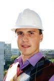 Ingenieur. Lizenzfreie Stockbilder
