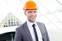Ingenieur Stockbild