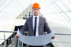 Ingenieur Stockfoto
