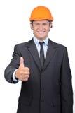 ingenieur Stockbild
