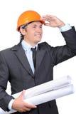 ingenieur Royalty-vrije Stock Afbeelding