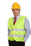 Ingenieur Royalty-vrije Stock Afbeeldingen