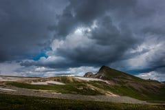 Ingenieur Pass Alpine Loop Stock Fotografie