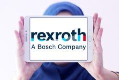 Ingenieurbürologo Bosch Rexroth stockfoto