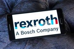 Ingenieurbürologo Bosch Rexroth lizenzfreie stockfotografie