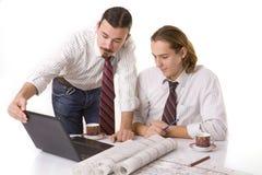 Ingenieure Lizenzfreie Stockbilder