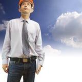 Ingenieurs en architecten stock fotografie