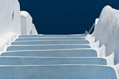 ingenstans trappa till Arkivbild