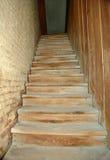 ingenstans trappa till Royaltyfri Fotografi