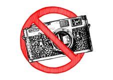 Inget fototecken Arkivfoto