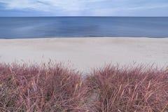 Inget nära havet Royaltyfria Bilder