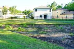 Inget regn i Florida Arkivfoton