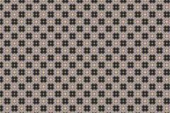 Ingewikkeld patroon als achtergrond Royalty-vrije Stock Afbeelding