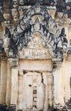 Ingewikkelde Thaise Architectuur Royalty-vrije Stock Foto