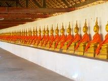 Inghung PDR реликвий Будды Лаос Стоковое Изображение RF