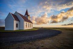 Ingjaldsholl Στοκ φωτογραφία με δικαίωμα ελεύθερης χρήσης