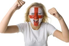 Inglaterra! foto de stock