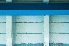 inglaterra febrero 2011 Artesanía en madera abstracta Imagen de archivo libre de regalías