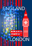 inglaterra Londres Fotografia de Stock Royalty Free