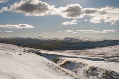 inglaterra Valles de Yorkshire En marzo de 2016 Fotografía de archivo