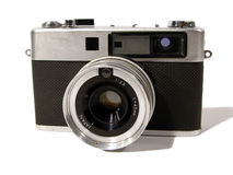 Ingle-lens reflex camera Stock Images