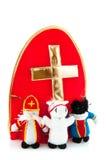 Inglete de Sinterklaas Fotos de archivo libres de regalías