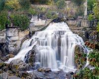 Inglis Falls royalty free stock photos
