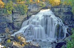 Inglis Falls Royalty Free Stock Photos