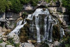 Inglis falls Stock Image
