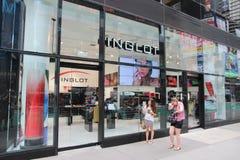Inglot store Stock Photos