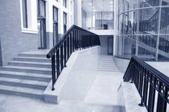 ingångstrappa Arkivfoto