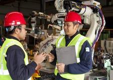 Ingénieur industriel Photographie stock