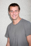 Ingo Rademacher. Arriving at the General Hospital Fan Club Luncheon at the Airtel Plaza Hotel in Van Nuys, CA   on July 18, 2009 Stock Photography