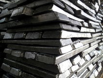 Ingots Royalty Free Stock Photos