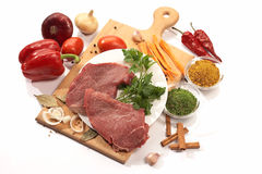 Ingrédient de nourriture images stock