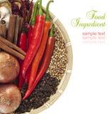Ingrédient de nourriture asiatique Images stock