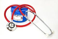 Ingrédient secret pour la bonne santé #4 image libre de droits
